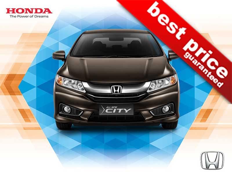 Daftar Harga Honda City Bandung :
