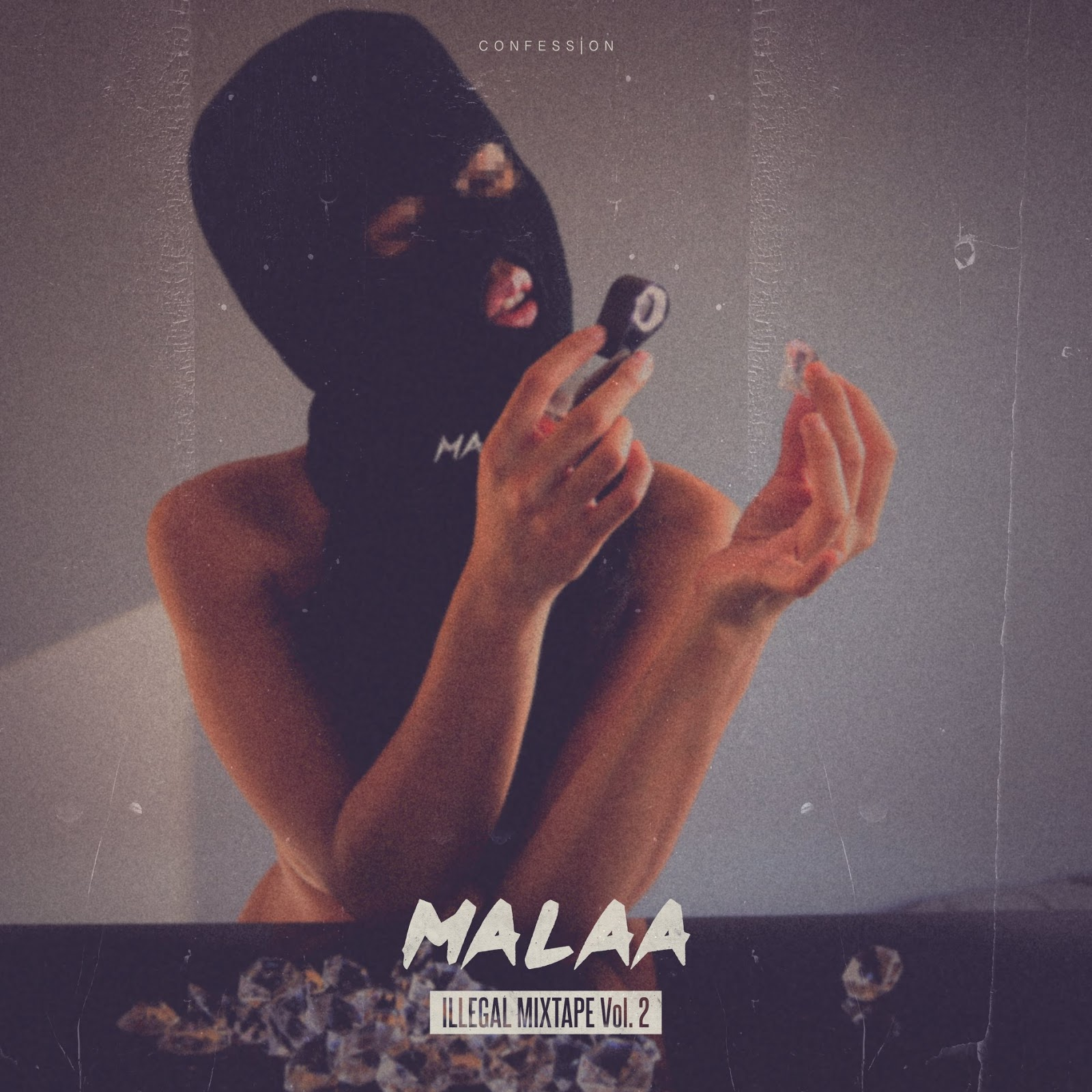 MALAA | ILLEGAL MIXTAPE VOL1 & VOL2