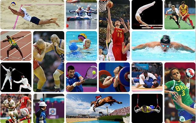 Calendário de disputas dos Jogos Olímpicos Rio 2016