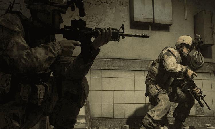 تحميل لعبة Call of Duty 4