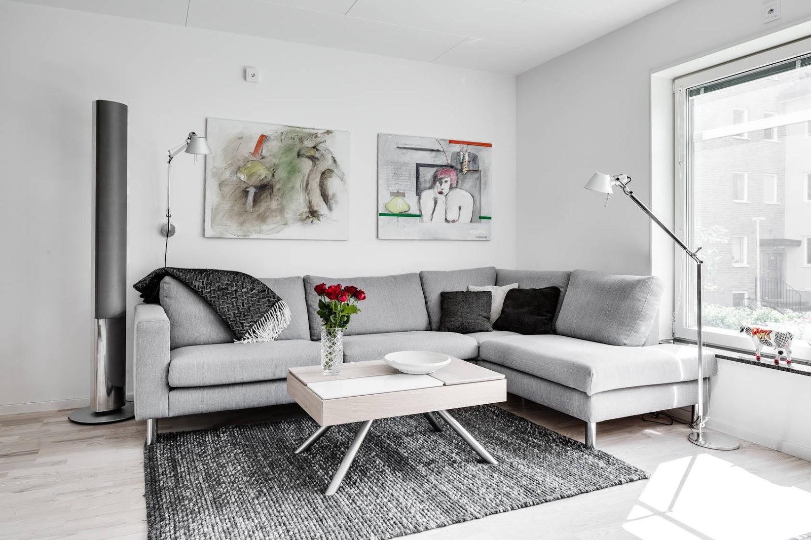 Aranżacja Mieszkania W Nowym Bloku Codziennie Szczypta Designu