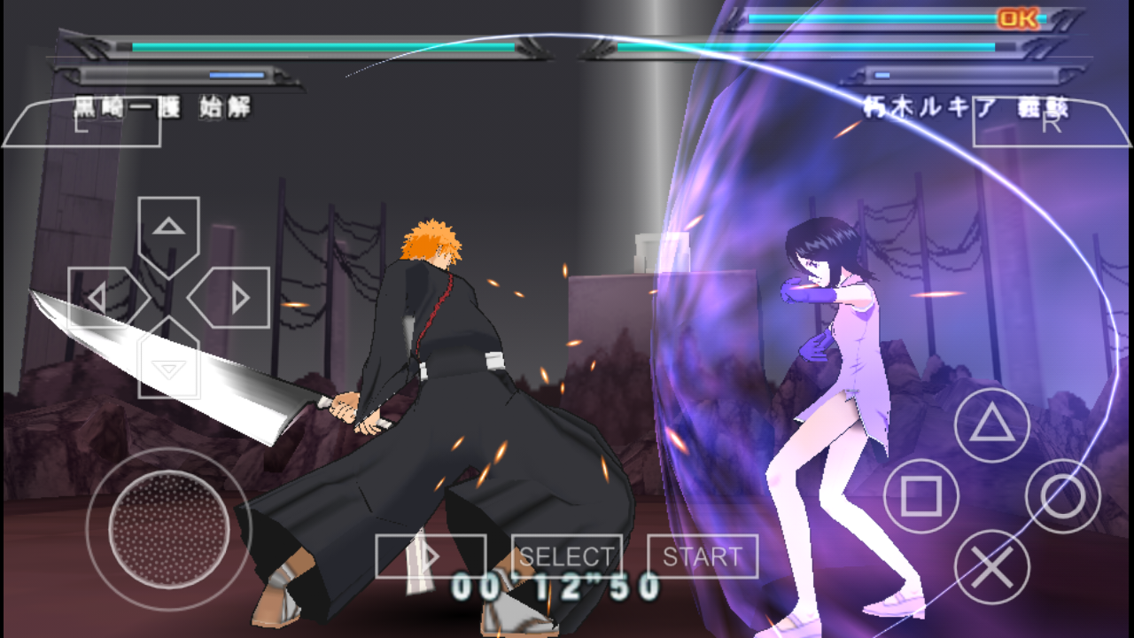 Download Game Ppsspp Bleach Heat The Soul 7 Blueeagle