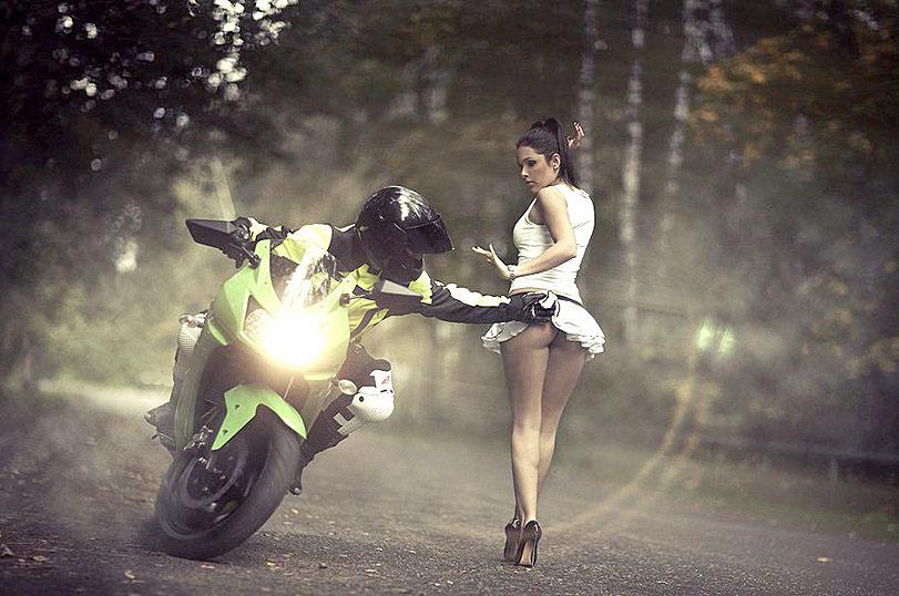 LustigeBilder: lustige motorradfahren bilder