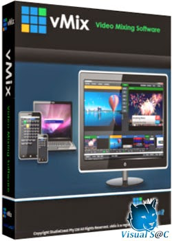 vMix 14 v14.0.0.106 Pro HD 4K All Edition Full Crack