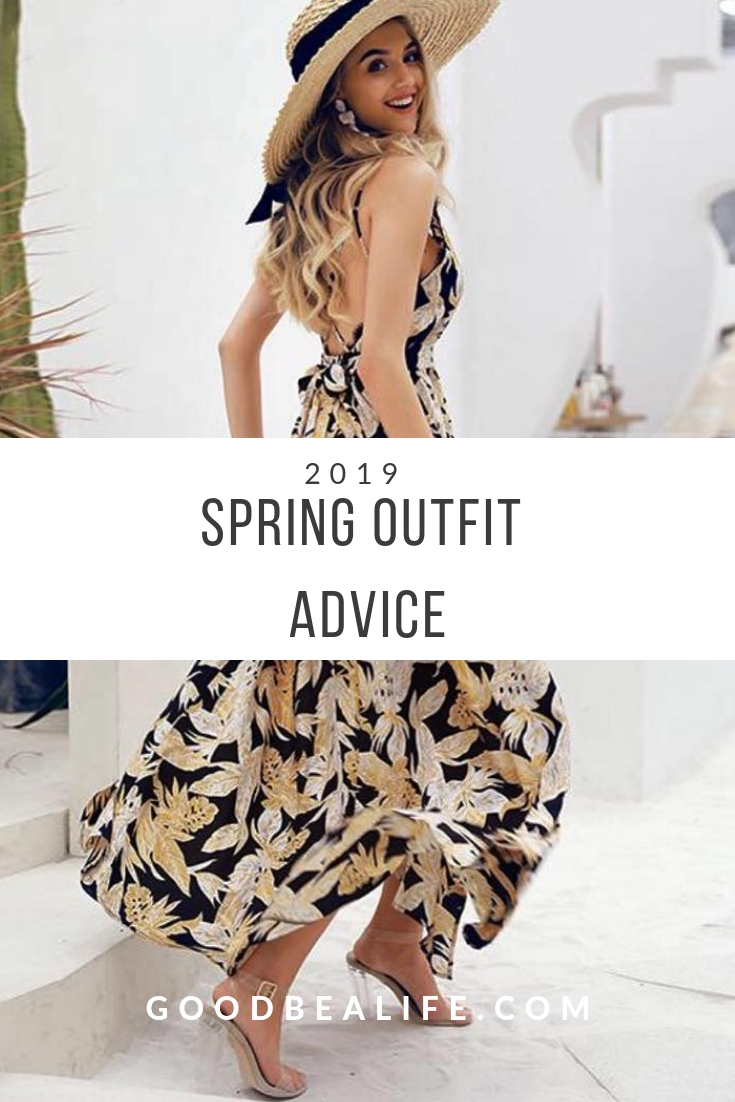Spring is Coming: 20+ Inspirational Spring Outfit Advice