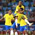 Brasil vence a Sérvia e vai às oitavas da Copa contra o México