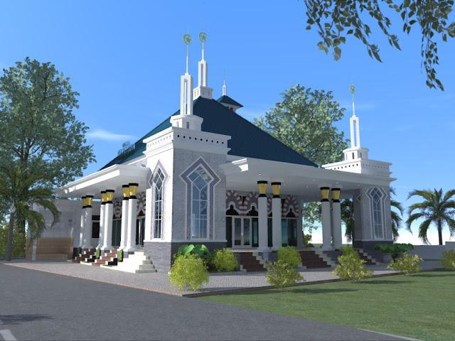 Model Desain Masjid Minimalis Modern Unik Terbaru 53 Model Desain Masjid Minimalis Modern Unik Terbaru 2018