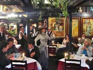 Bohemian Skadarska Restaurant Belgrade Serbia