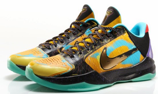 fa1739bf2c87 The first retro release of the Nike Zoom Kobe V is set to drop. This pair  is a part of the