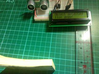 Arduino HC-SR04 - 3
