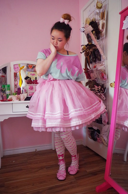 OOTD: Mahou Kei and Fairy Kei Inspired featuring Angelic Pretty