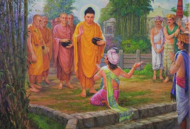 Đạo Phật Nguyên Thủy - Đường Xưa Mây Trắng - Chương 28: Rừng kè