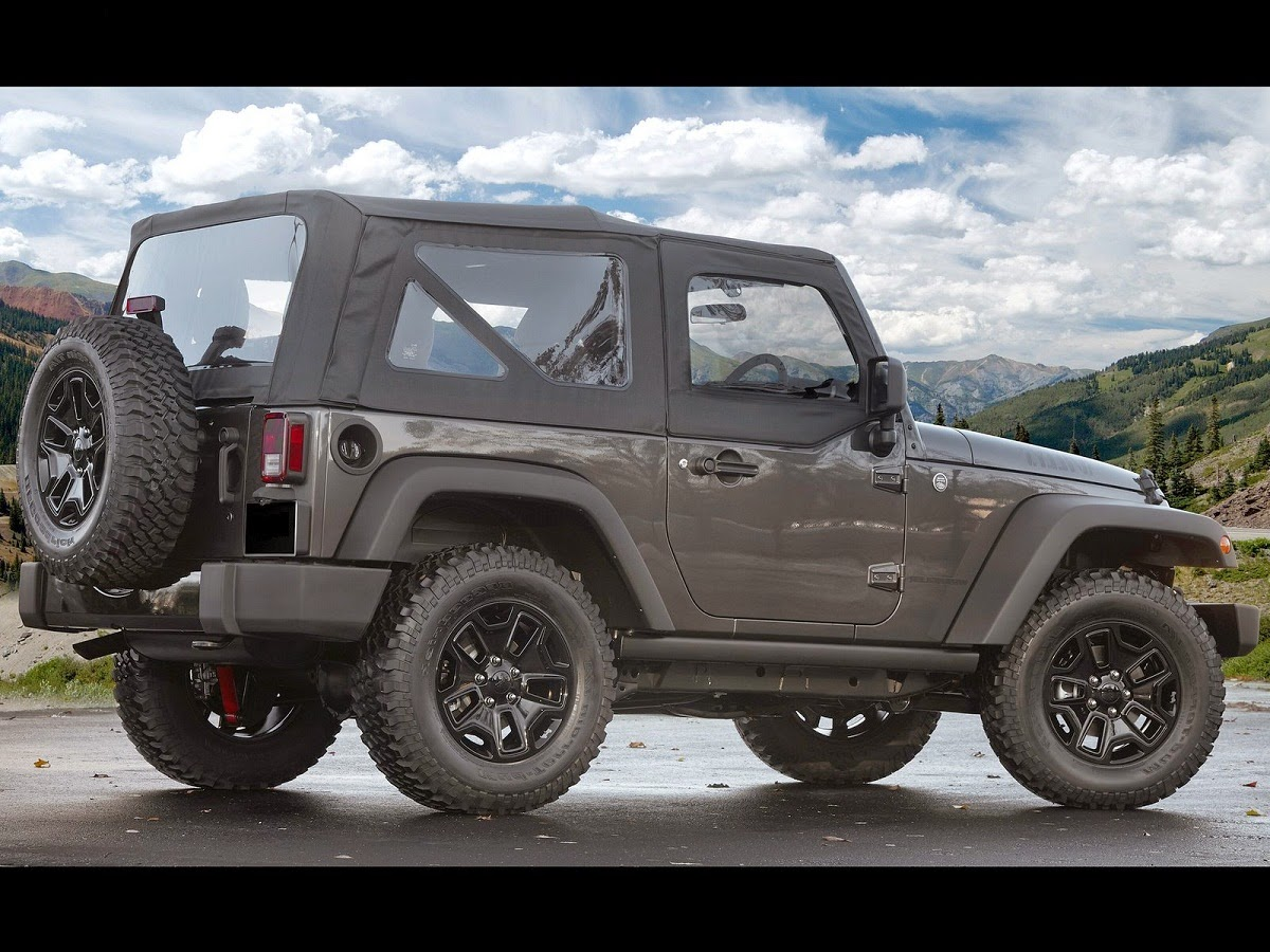 Jeep Wrangler Dealers >> 2015 Jeep Wrangler Unlimited Willys Wheeler | Car Reviews | New Car Pictures for 2018, 2019