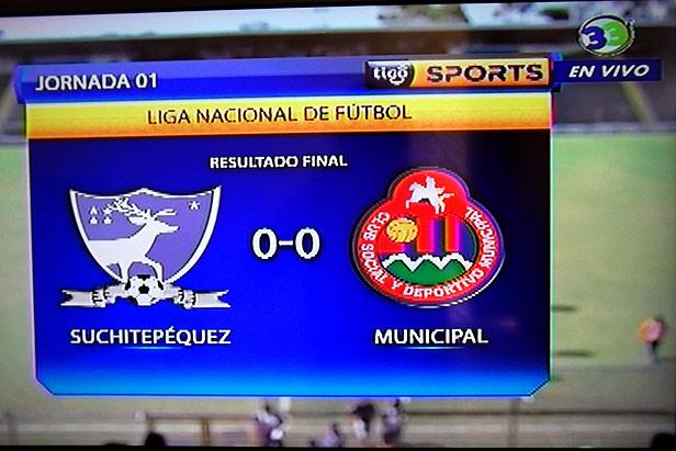 Tigo Star, canal 33, Liga Nacional Guatemala, exclusivo