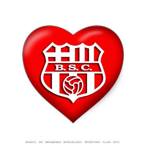 Corazón Torero Banco De Imagenes De Barcelona Sporting Club