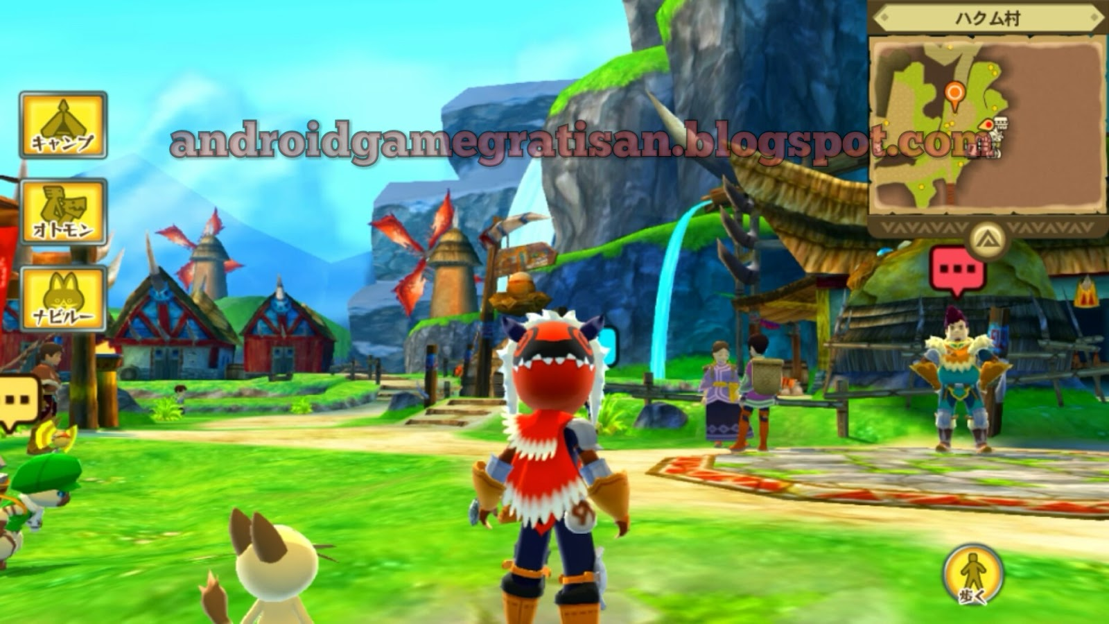 Monster hunter stories android mod apk