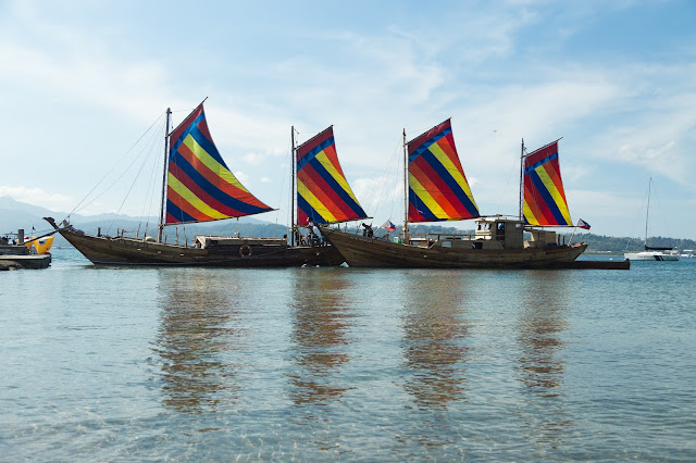 The 2018 Commodore's Cup Regatta Commemorates Our Maritime Heritage in Subic Bay