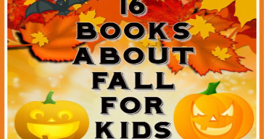 Halloween and Fall Books For Kids