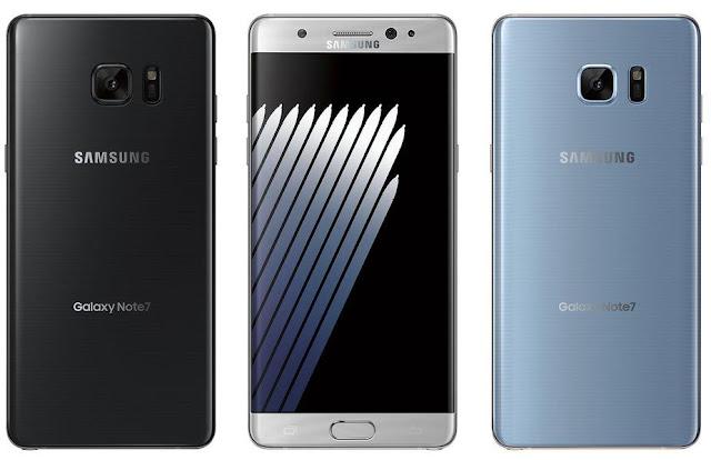 Mengintip Kecanggihan Terbaru Samsung Galaxy Note 7