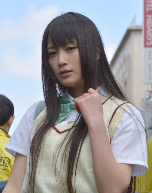 御伽ねこむ Nekomu Otogi School Girl Images 01
