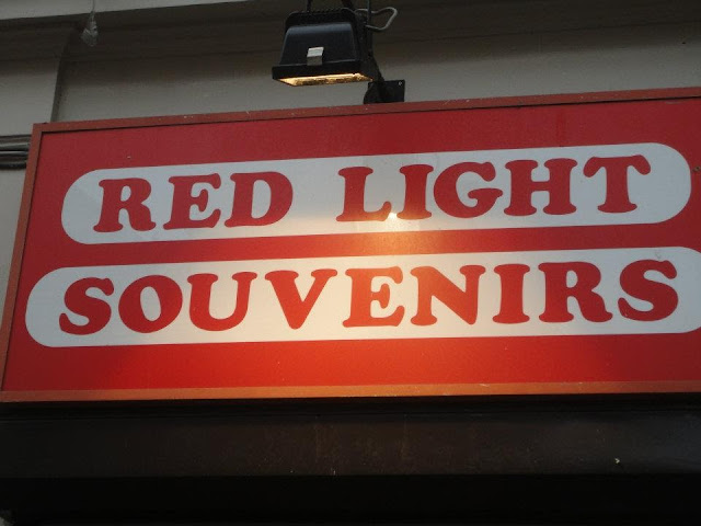 Red Light Souvenirs - Amsterdã - Holanda