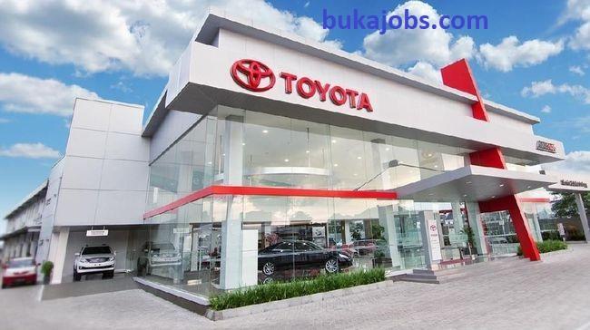 Lowongan Kerja Toyota Auto 2000 2019