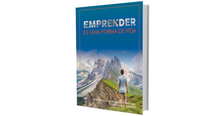 Libro Emprender es una forma de Vida