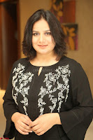 Cute Poja Gandhi in black dress at Dandupalyam 2 Movie press meet  ~  Exclusive 71.JPG