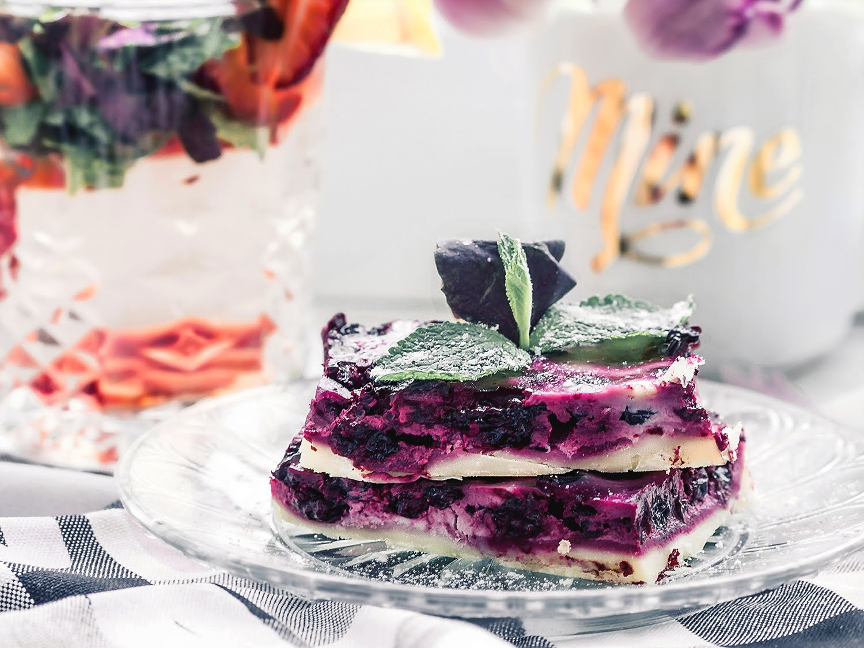 пирог на кефире с замороженной смородиной самый простой рецепт food photo