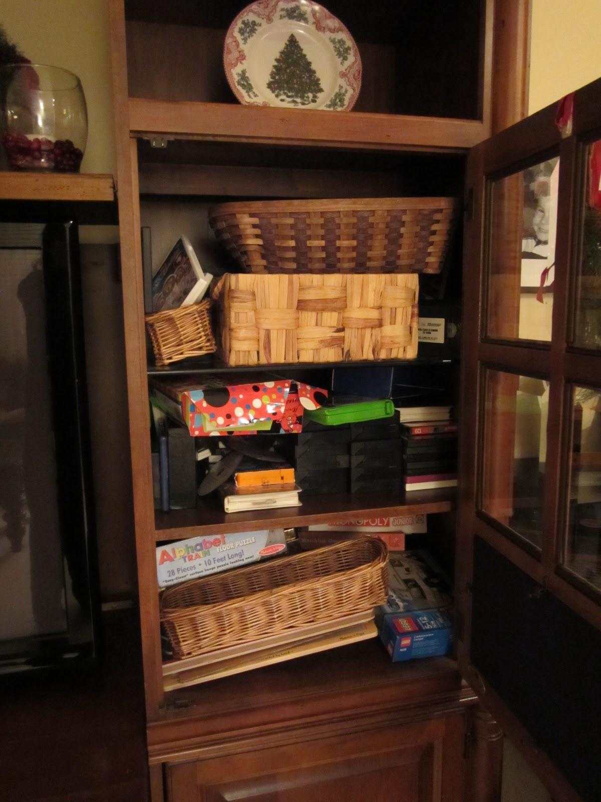 A Clutter Hiding Solution