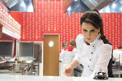 Chef Dahoui em ação. Crédito: Gabriel Gabe/SBT