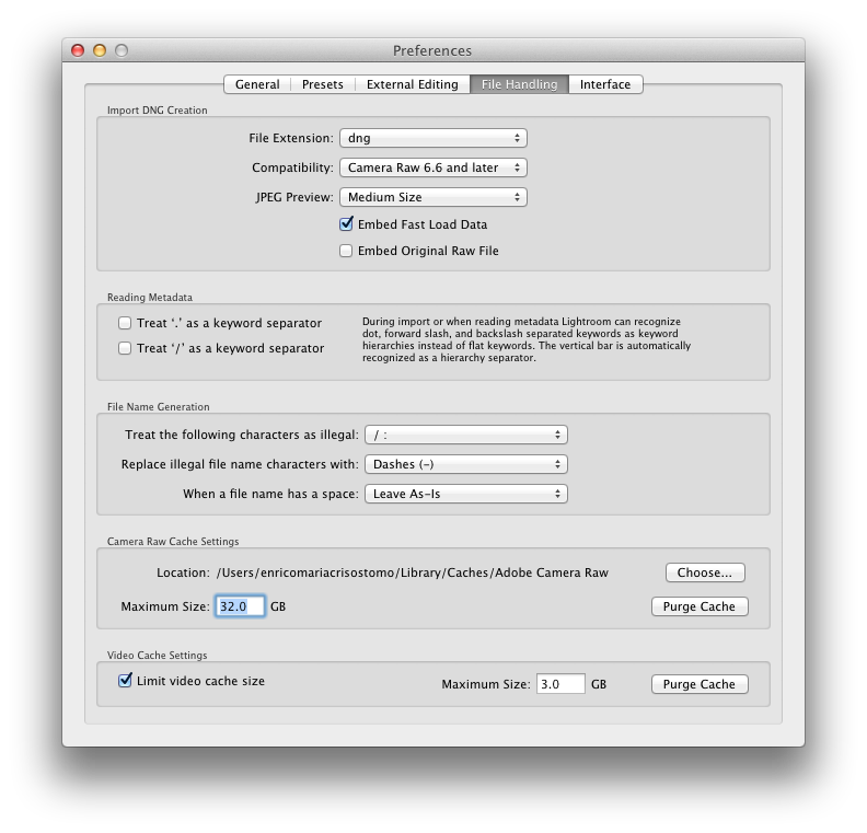 The Grey Blog: Lightroom Users Upgrading to Mountain Lion