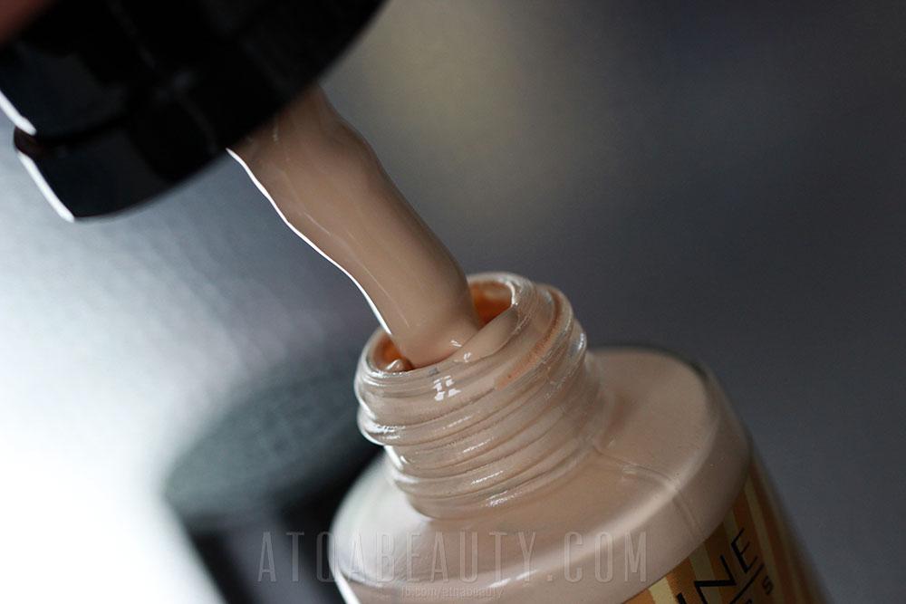 Eveline Cosmetics, Cover Sensation, Długotrwały podkład kryjący