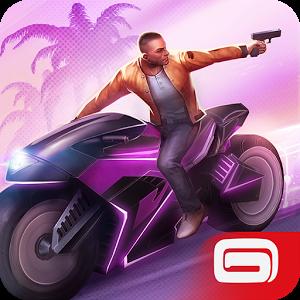 Gangstar Vegas mafia game MOD APK terbaru