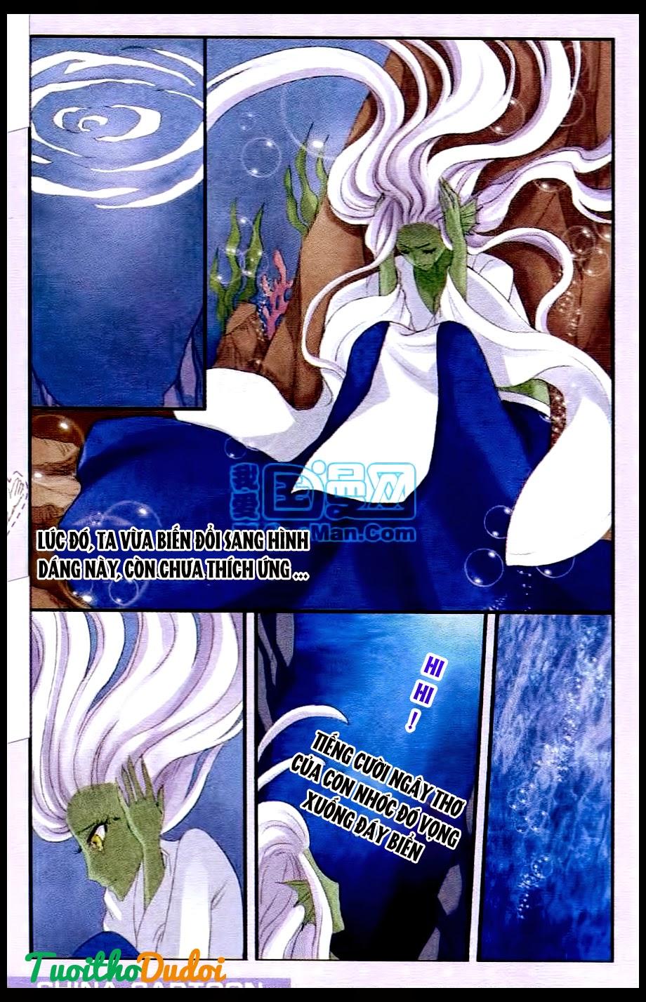 Ngư Tổ Thần Châu Chap 21 - Next Chap 22