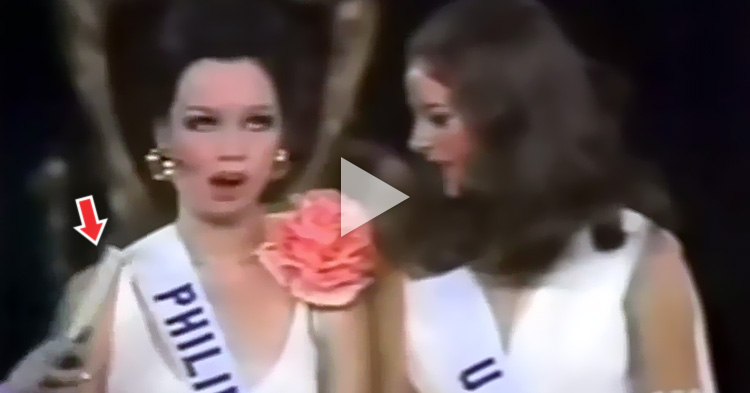 Watch Margie Moran's Reaction at the Miss Universe 1973 Announcement of Winners