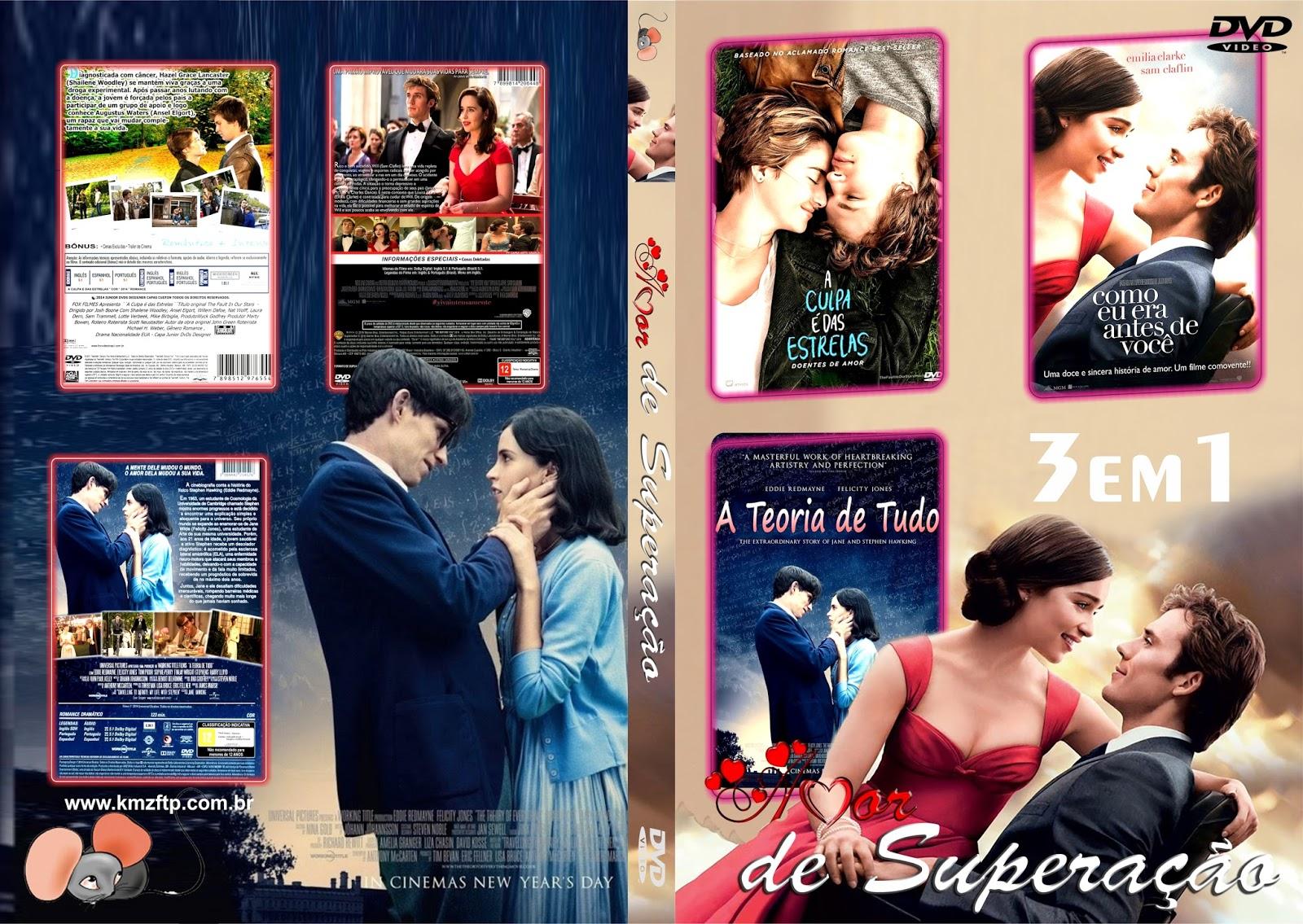 Amor De Superação 3x1 DVD-R Amor 2BSupera 25C3 25A7 25C3 25A3o 2B3em1 2Bcapa