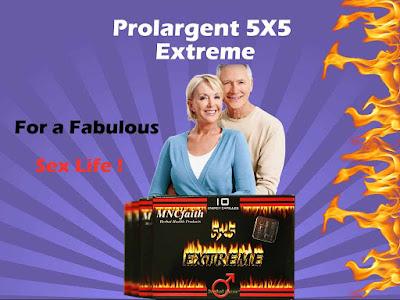 Prolargent 5x5 Extreme Capsul