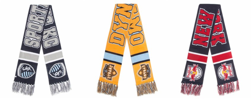 MLS '47 Brand Team Breakaway Scarves for as low as $7 (reg $22)