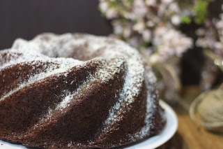 BUNDT CAKE DE DULCE DE LECHE