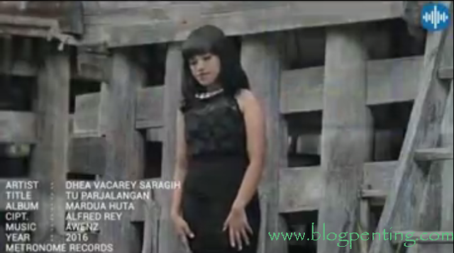 Dhea Vacarey Saragih - Tu Parjalangan