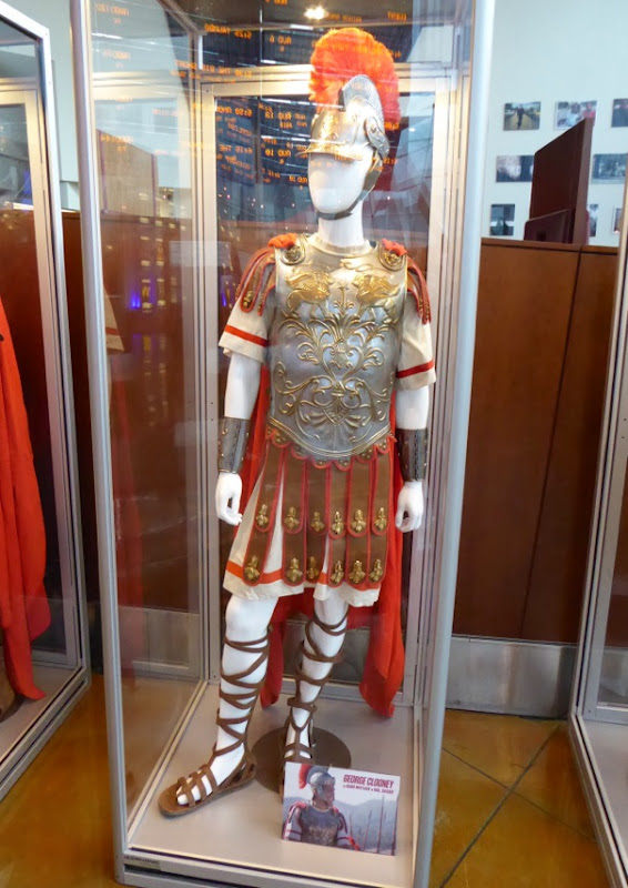 George Clooney Hail Caesar film costume