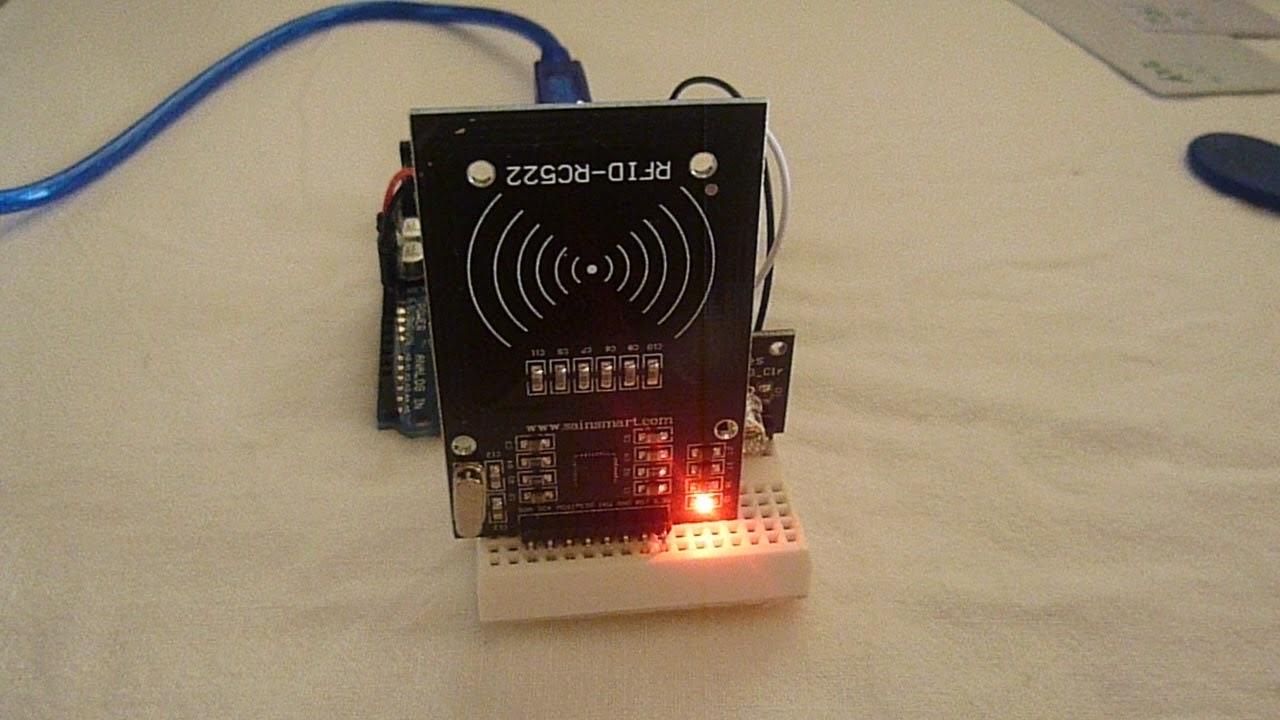 Rfid Access Control Circuit Crush