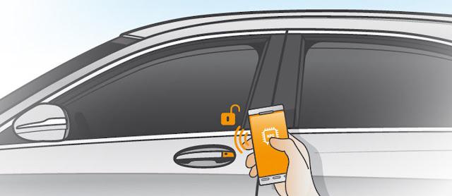 NFC-ключ