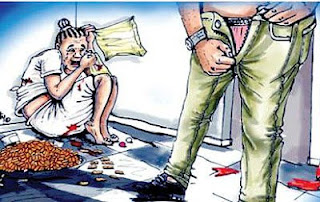 Three Neighbors S3xually Molest 13-Year Old Pupil In Lagos Till She Got Pregnant