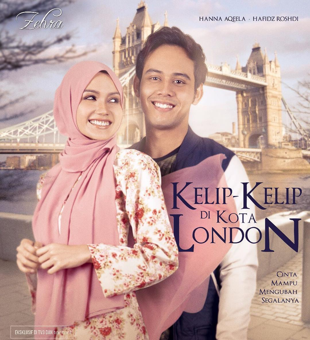 Drama Kelip-Kelip Di Kota London (2018) TV3