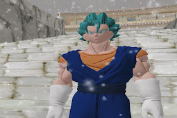 Vegito Super Saiyan Blue GTA San Andreas