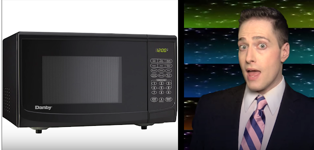 Randy Rainbow - Microwaves are watching you