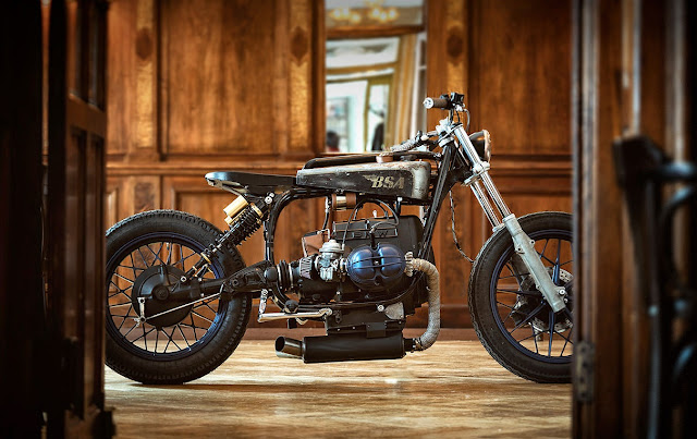 BMW R90/6 By Titan Motorcycles Hell Kustom