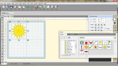 تحميل برنامج easy cut studio لتحرير وإنشاء الرسومات